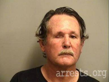 Louis Lorensen Arrest Photo