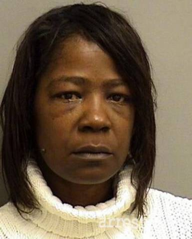 Beverly Bostic Arrest Photo