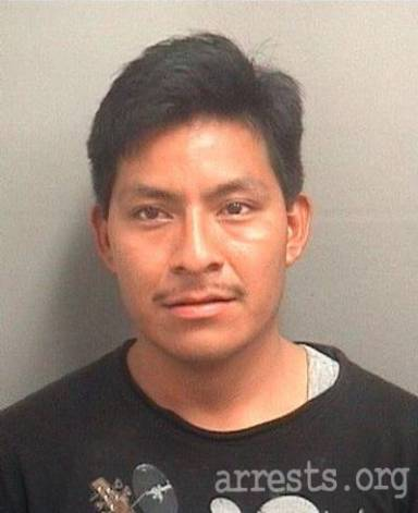 Marcos Baltazarmarcos Arrest Photo