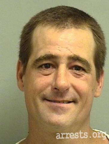 Brian Russell Arrest Photo