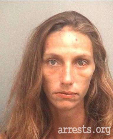 Christina Chiesa Arrest Photo