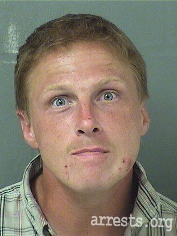 Jacob Stroup Arrest Photo