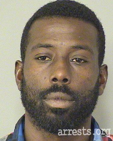 Liclarence Roberson Arrest Photo