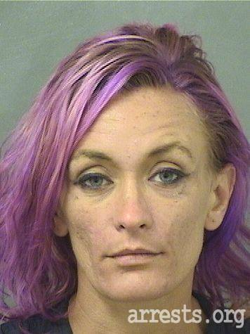 Janelle Platt Arrest Photo