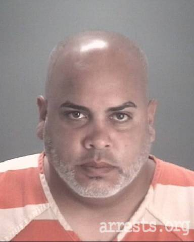 Daniel Alicea-Famania Arrest Photo