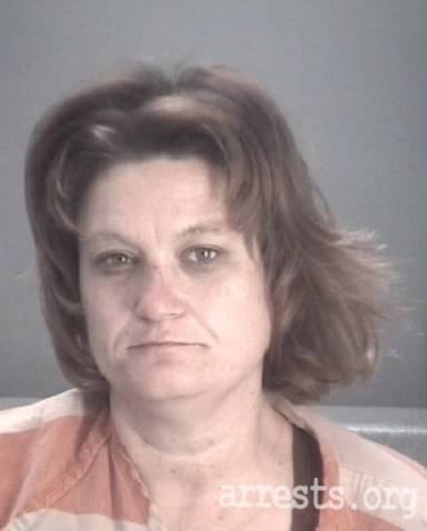 Kelly Chester Arrest Photo