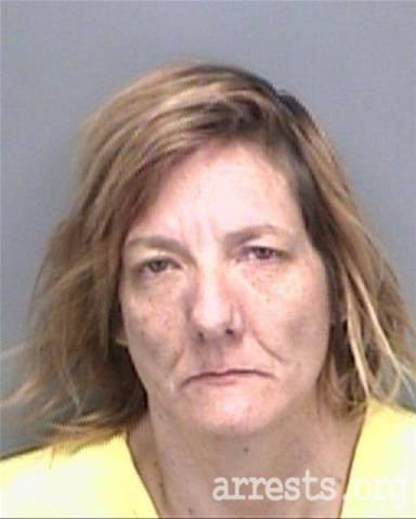 Linda Morgan Mug Shot