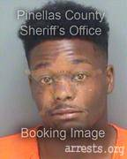Shakeen Pasco Arrest Photo