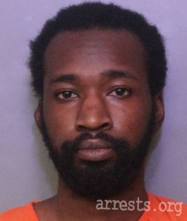 Tyrell Shaw Arrest Photo
