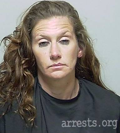 Bonnie Baggs Arrest Photo