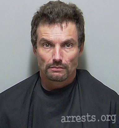 Theodore Kooren Arrest Photo
