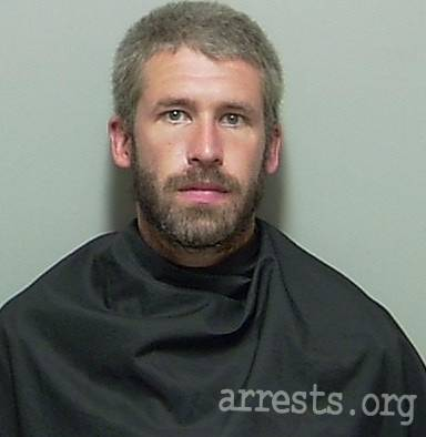 Dillon Alford Arrest Photo