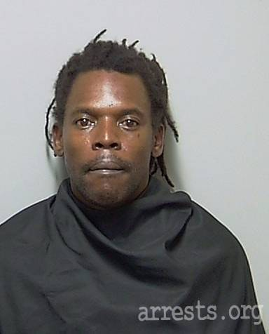 Tyree Belton Arrest Photo