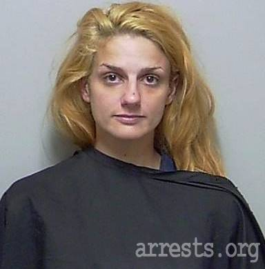 Dorothy Jones-Chiarello Arrest Photo