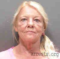 Signe Knapp Arrest Photo