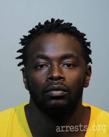 Jermaine Mikell Arrest Photo