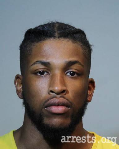 Isaiah George Arrest Photo