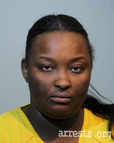 Tiffany Bell Arrest Photo