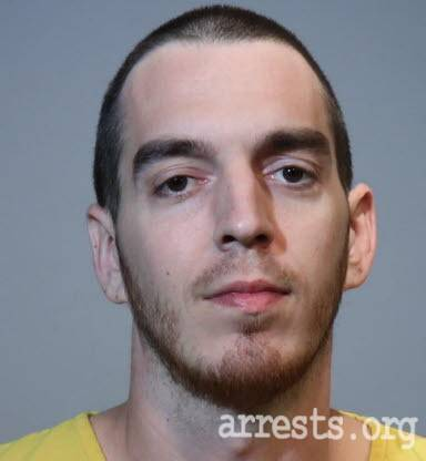 Andrew Cabral Arrest Photo