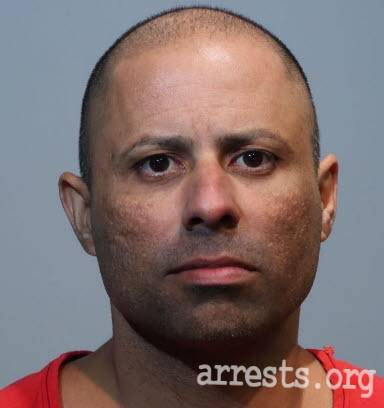 Angel Olivo Arrest Photo