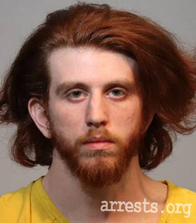 Nicklaus Brahler Arrest Photo