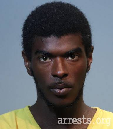 Dejon Anderson Arrest Photo
