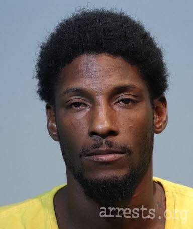 Deshannon Williams Arrest Photo