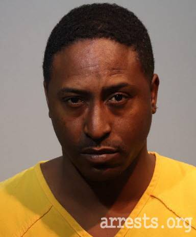 Wayne Walker Arrest Photo