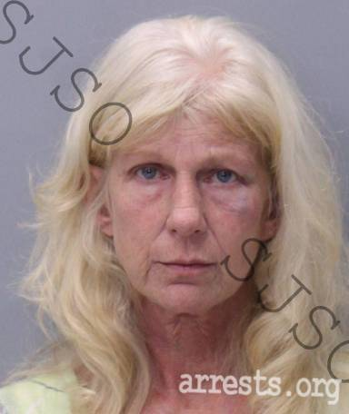 Donna Murphy Arrest Photo