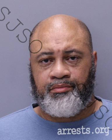 Maxcell Spriggs Arrest Photo