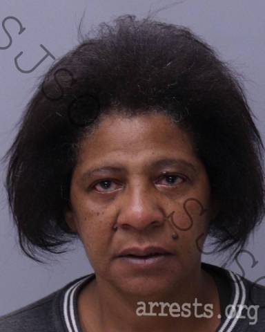 Brenda Bell Arrest Photo