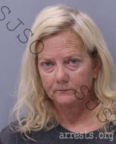 Nancy Winters Arrest Photo