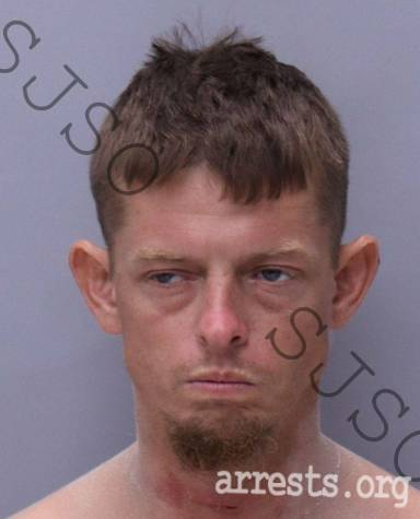 Shawn Youngs Arrest Photo