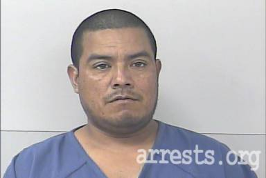 Luis Perez-morales Arrest Photo
