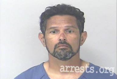 Carlos Nunez-cruz Arrest Photo