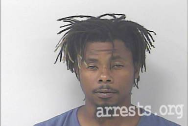 Anthony Stewart Arrest Photo
