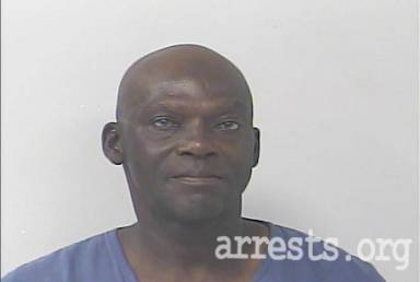Michael Hodge Arrest Photo
