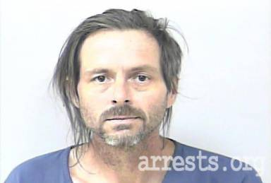 Adam Brown Arrest Photo