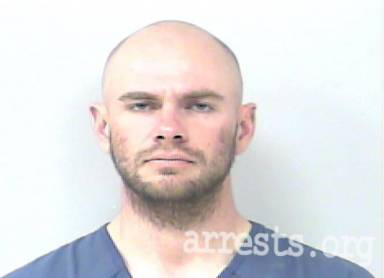Cody Haynes Arrest Photo