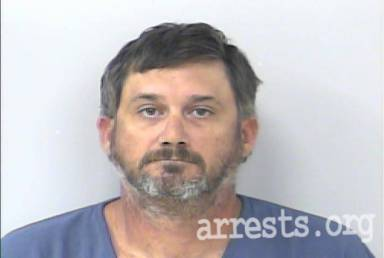 Terry Barker Arrest Photo