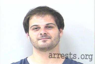 Bryan Ingham Arrest Photo
