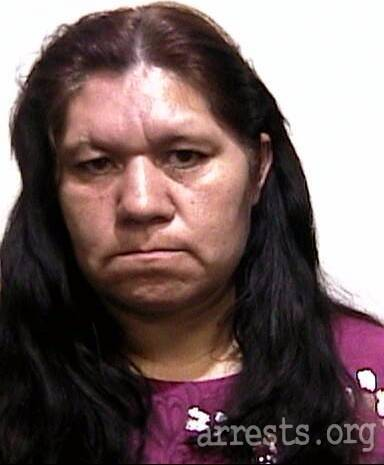 Paulina Blanco Arrest Photo