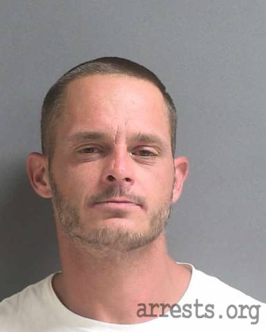 Bradley Hardy Arrest Photo
