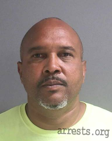 Andre Alloway Arrest Photo