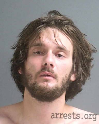 Evan Kanski Arrest Photo