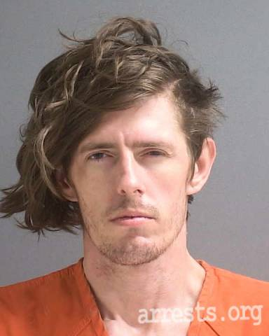 Brian Sanford Arrest Photo