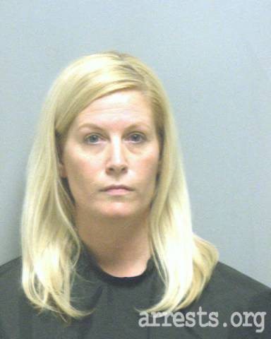 Heather Hess Arrest Photo