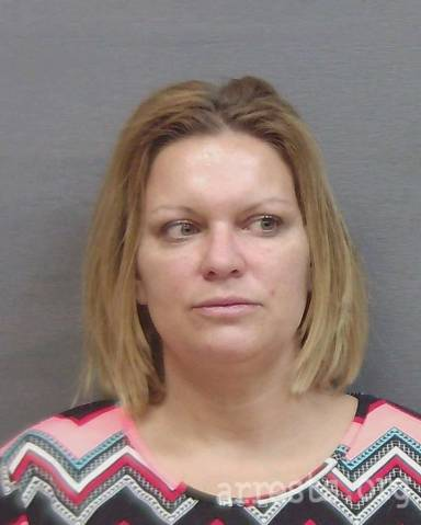 Kathy Fitzgerald Arrest Photo