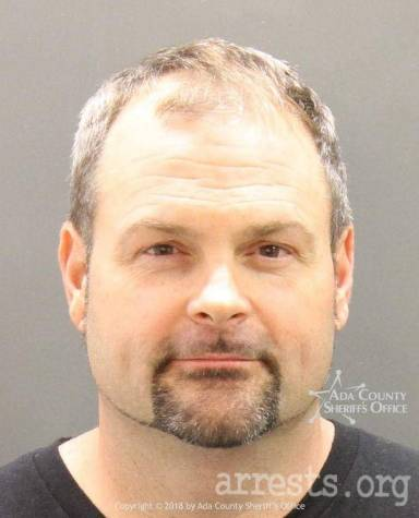 David Sorensen Mugshot | 09/12/18 Idaho Arrest