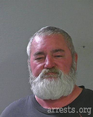 Russell Babcock Arrest Photo
